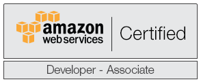 Click to see Diganta Kumar's AWS Certified Developer certificate