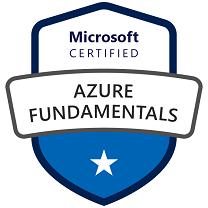 Click to see Diganta Kumar's Microsoft Azure Fundamentals Certified Badge